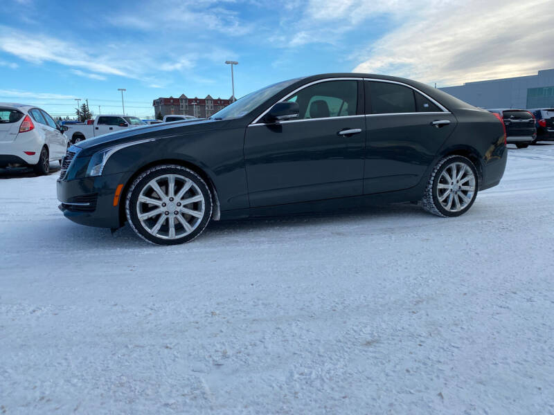 2016 Cadillac ATS for sale at Truck Buyers in Magrath AB