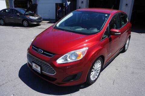 2016 Ford C-MAX Hybrid for sale at Autos By Joseph Inc in Highland NY