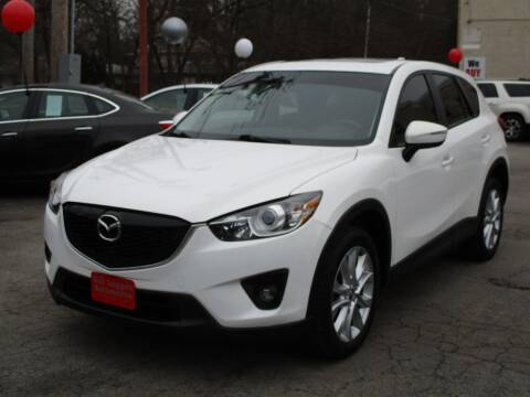 2015 Mazda CX-5 for sale at Bill Leggett Automotive, Inc. in Columbus OH