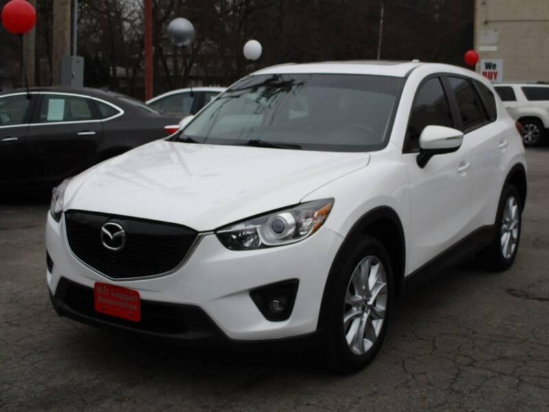 2015 Mazda CX-5 for sale at Bill Leggett Automotive, Inc. in Columbus OH