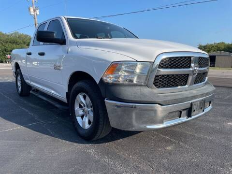 2013 RAM Ram Pickup 1500 for sale at Thornhill Motor Company in Lake Worth TX