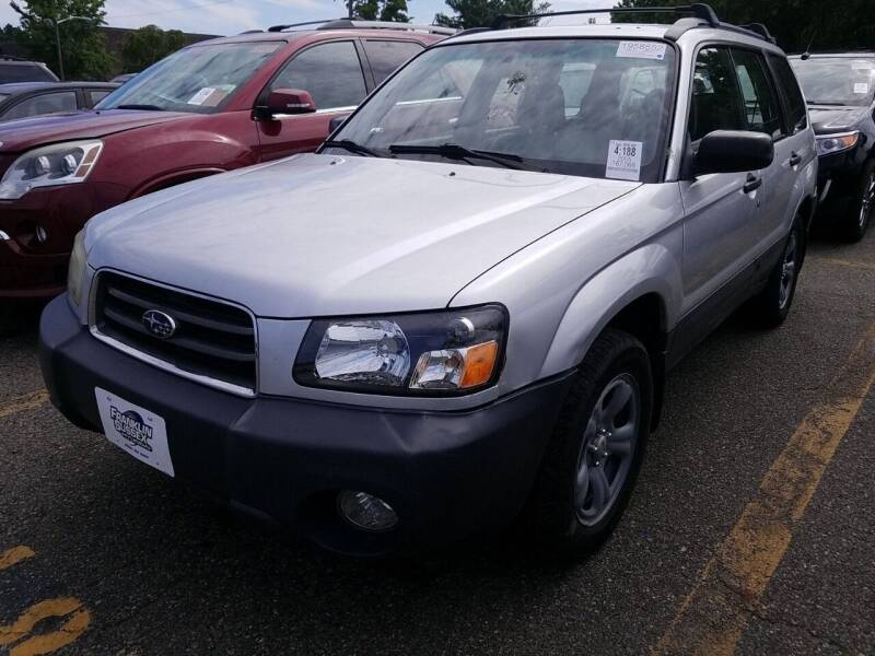 2005 Subaru Forester for sale at DPG Enterprize in Catskill NY