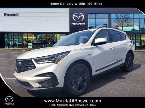 2019 Acura RDX for sale at Mazda Of Roswell in Roswell GA