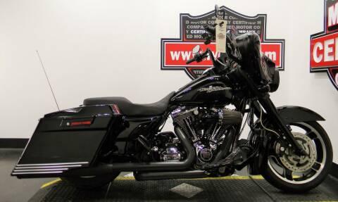 2011 Harley-Davidson Street Glide for sale at Certified Motor Company in Las Vegas NV