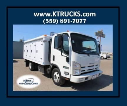 2014 Isuzu NPR for sale at Kingsburg Truck Center in Kingsburg CA