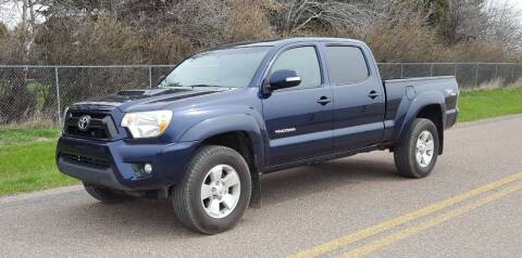 2013 Toyota Tacoma for sale at Electric City Auto Sales in Great Falls MT
