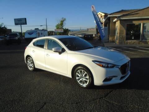 2017 Mazda MAZDA3 for sale at Team D Auto Sales in Saint George UT