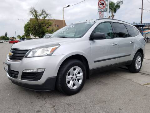 2013 Chevrolet Traverse for sale at Olympic Motors in Los Angeles CA