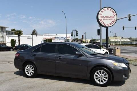 2011 Toyota Camry for sale at San Mateo Auto Sales in San Mateo CA