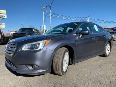 2015 Subaru Legacy for sale at Five Stars Auto Sales in Denver CO