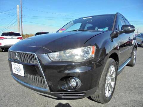 2010 Mitsubishi Outlander for sale at Clear Choice Auto Sales in Mechanicsburg PA