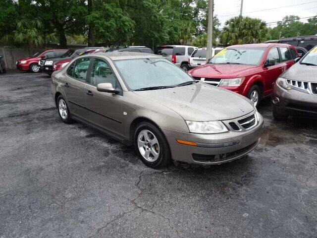 2004 Saab 9-3 for sale at DONNY MILLS AUTO SALES in Largo FL
