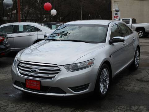 2014 Ford Taurus for sale at Bill Leggett Automotive, Inc. in Columbus OH