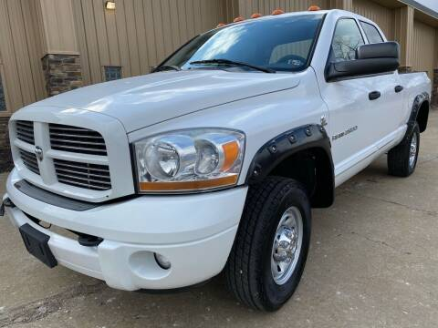 2006 Dodge Ram Pickup 2500 for sale at Prime Auto Sales in Uniontown OH