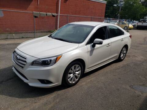 2017 Subaru Legacy for sale at Topham Automotive Inc. in Middleboro MA