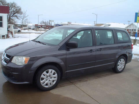 2015 Dodge Grand Caravan for sale at World of Wheels Autoplex in Hays KS