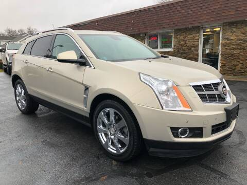 2010 Cadillac SRX for sale at Approved Motors in Dillonvale OH