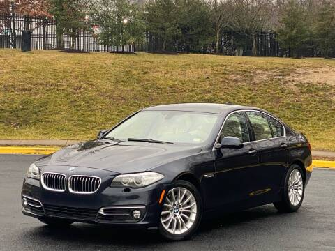 2014 BMW 5 Series for sale at Diamond Automobile Exchange in Woodbridge VA