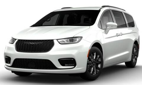 2021 Chrysler Pacifica for sale at Herman Jenkins Used Cars in Union City TN