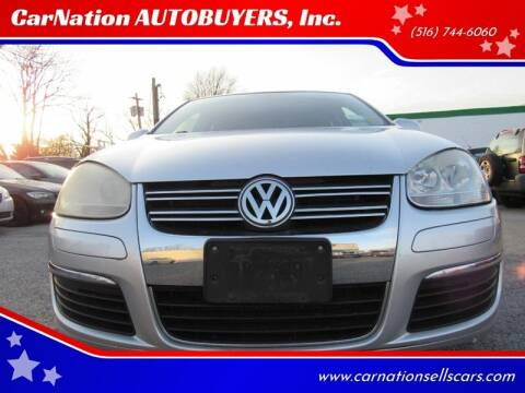 2006 Volkswagen Jetta for sale at CarNation AUTOBUYERS, Inc. in Rockville Centre NY