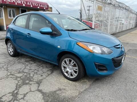 2011 Mazda MAZDA2 for sale at Imports Auto Sales Inc. in Paterson NJ