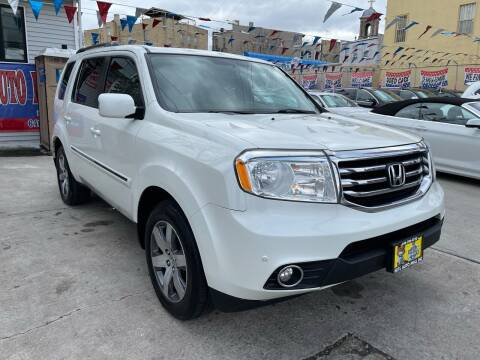 2014 Honda Pilot for sale at Elite Automall Inc in Ridgewood NY