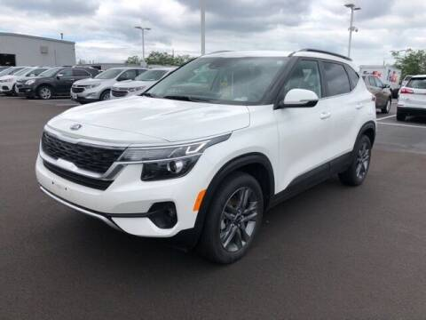 2021 Kia Seltos for sale at Karl Pre-Owned in Glidden IA