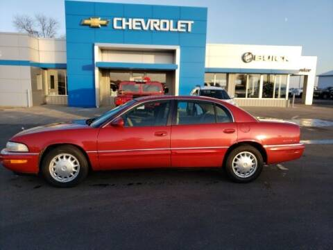 1997 Buick Park Avenue for sale at Finley Motors in Finley ND