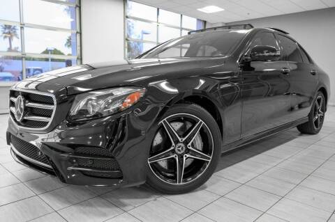 2018 Mercedes-Benz E-Class for sale at THE MANHATTAN AUTO GROUP in Greeley CO