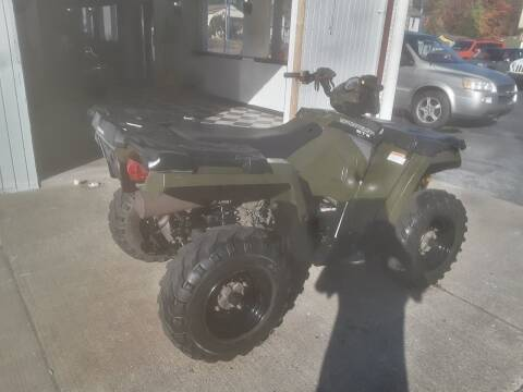 2015 Polaris 400 sportsmam for sale at Petillo Motors in Old Forge PA