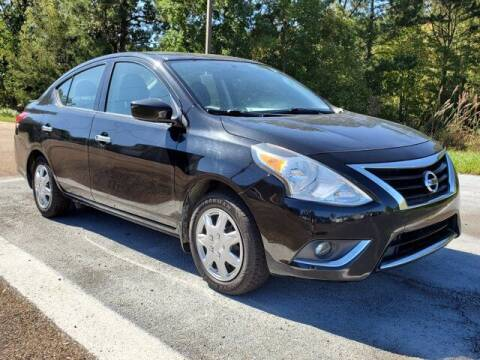 2016 Nissan Versa for sale at Southeast Autoplex in Pearl MS