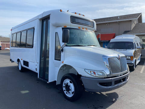 2011 International 3200 24 Pass Shuttle Bus for sale at Dorn Brothers Truck and Auto Sales in Salem OR