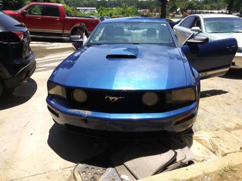 2008 Ford Mustang for sale at Moreland Motorsports in Conley GA