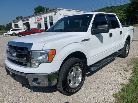 2014 Ford F-150 for sale at Gary Sears Motors in Somerset KY
