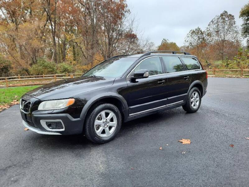 2010 Volvo XC70 for sale at Moundbuilders Motor Group in Heath OH