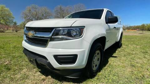 2016 Chevrolet Colorado for sale at Carz Of Texas Auto Sales in San Antonio TX