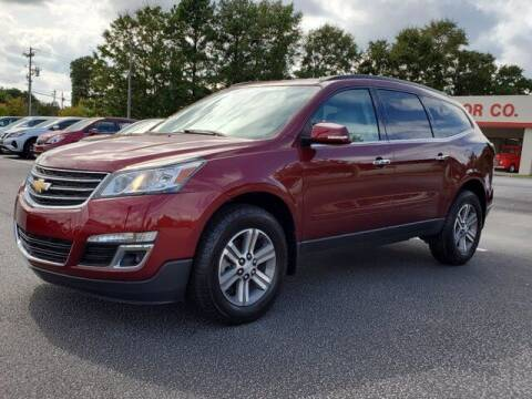 2017 Chevrolet Traverse for sale at Gentry & Ware Motor Co. in Opelika AL