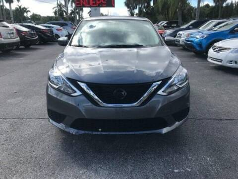 2017 Nissan Sentra for sale at Denny's Auto Sales in Fort Myers FL