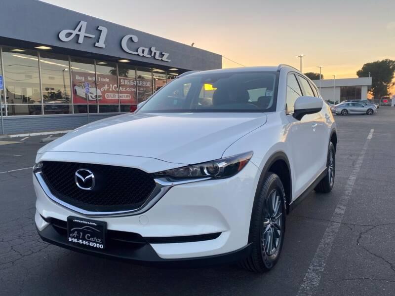 2017 Mazda CX-5 for sale at A1 Carz, Inc in Sacramento CA