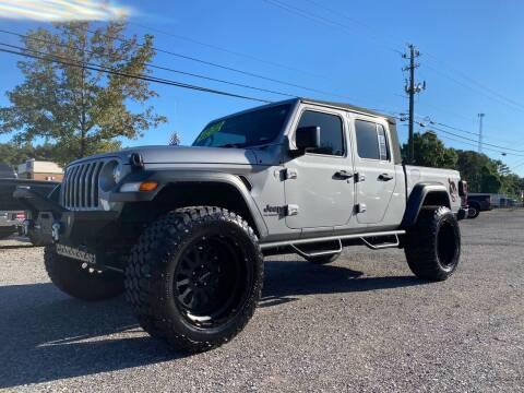 2020 Jeep Gladiator for sale at 216 Auto Sales in Mc Calla AL