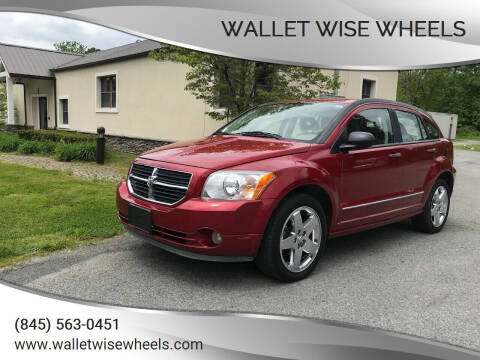 2007 Dodge Caliber for sale at Wallet Wise Wheels in Montgomery NY