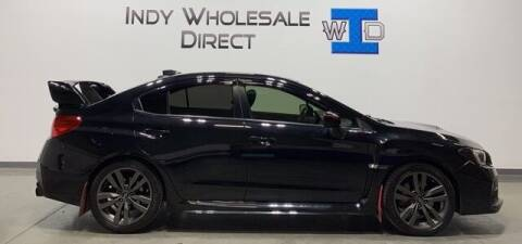 2017 Subaru WRX for sale at Indy Wholesale Direct in Carmel IN