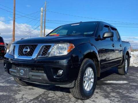 2016 Nissan Frontier for sale at Clear Choice Auto Sales in Mechanicsburg PA