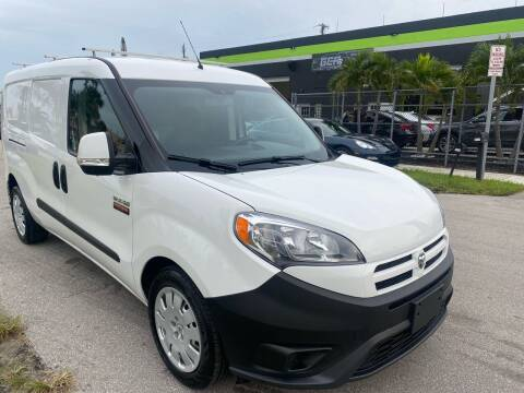 2017 RAM ProMaster City Cargo for sale at GCR MOTORSPORTS in Hollywood FL