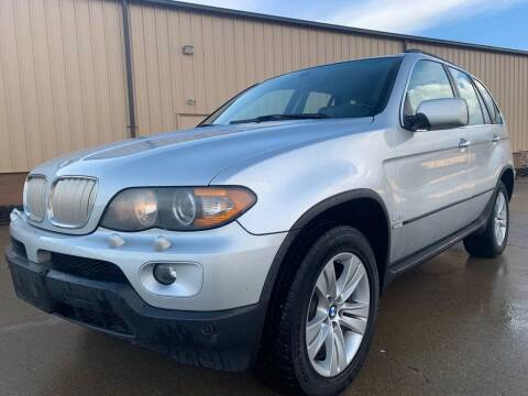2005 BMW X5 for sale at Prime Auto Sales in Uniontown OH