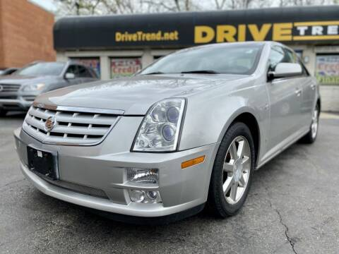 2007 Cadillac STS for sale at DRIVE TREND in Cleveland OH