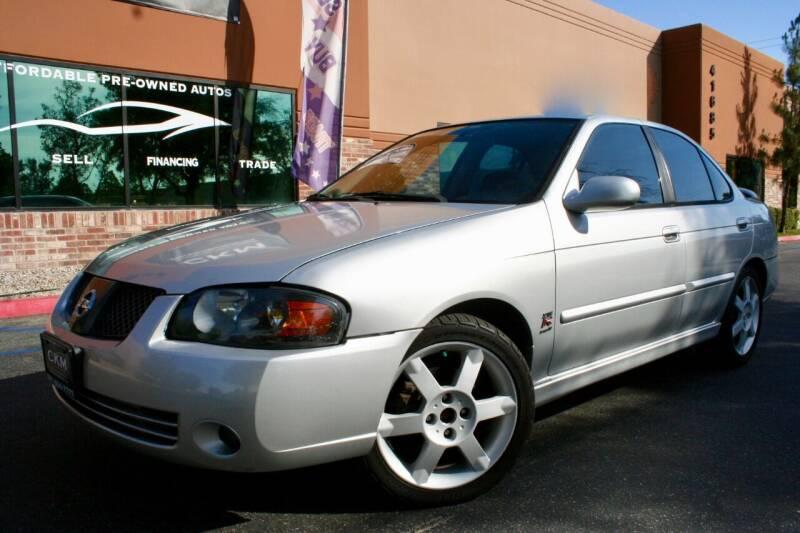 2005 Nissan Sentra for sale at CK Motors in Murrieta CA