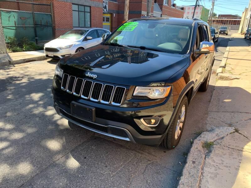 2015 Jeep Grand Cherokee for sale at Rockland Center Enterprises in Roxbury MA