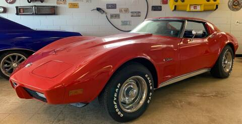 1975 Chevrolet Corvette for sale at Top Motors LLC - Classic Cars in Portsmouth VA