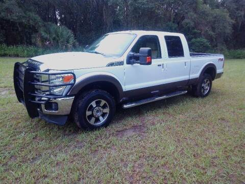 2016 Ford F-250 Super Duty for sale at TIMBERLAND FORD in Perry FL